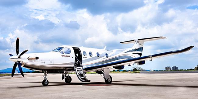 Pilatus-pc-12-Light-Jet