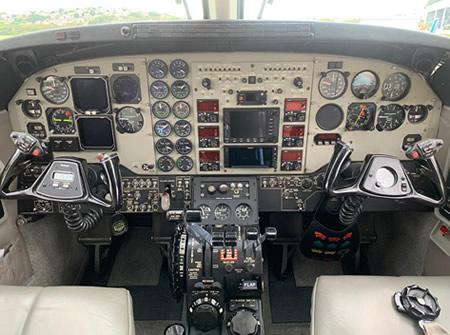 aeronave-King-Air-C90-B-3